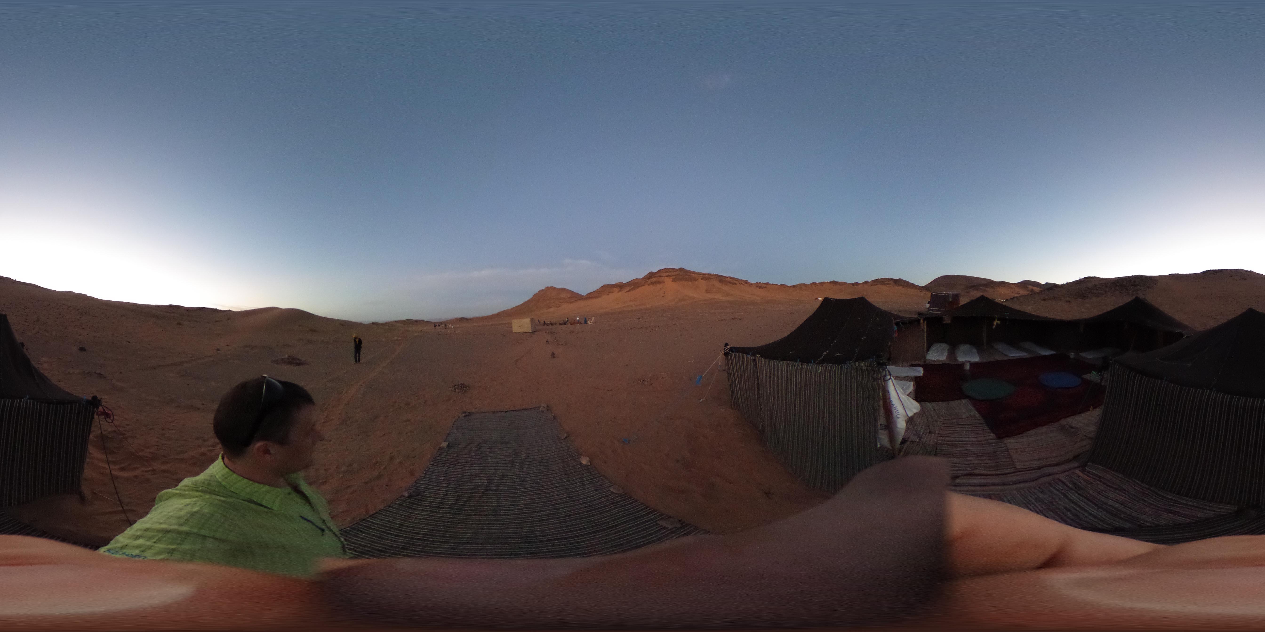 Desert Camp VR